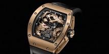 L'RM 057 Dragon-Jackie Chan: solo 36 esemplari in oro 18 carati con dragone in oro rosso