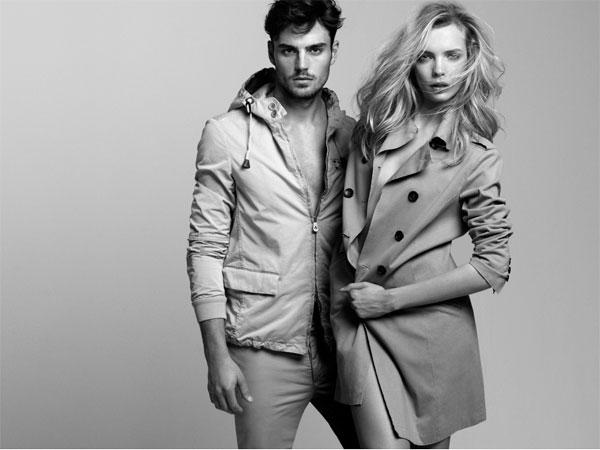 Aiguille Noire ADV: Protagonisti i modelli Peter Vadenhop e Sophie Srej