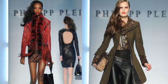 Philipp Plein - sfilata autunno inverno 2012/13