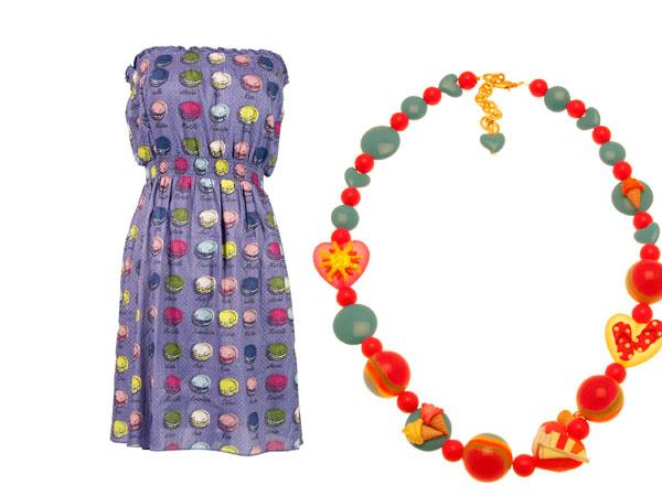 La delizia del gusto: accessori di moda in primo piano