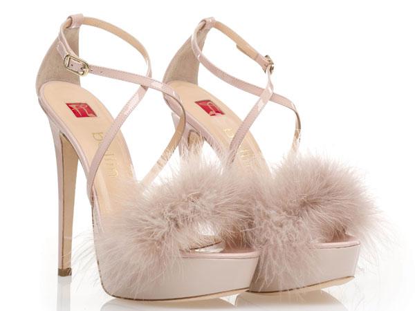 """le scarpe """"soft Chic"""" di Ballin."""