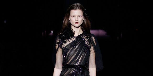 Sfilata Gucci per Milano Moda Donna Autunno Inverno 2012/13