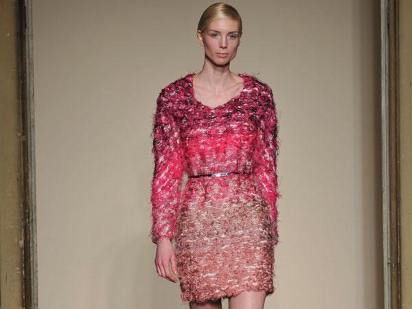 Silvio Betterelli - sfilata milano moda donna - collezione autunno inverno 2012/13