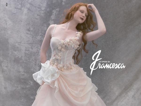 Una moderna vestale per le spose di Francesca