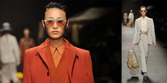 Trussardi - sfilata milano moda donna - febbraio 2012