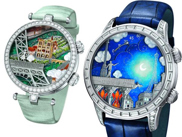 Orologi Donna Preziosi: VAN CLEEF & ARPELS e la Ville Lumière