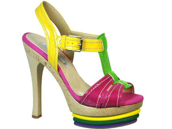 I sandali Albano per l'estate 2012