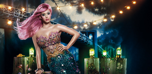 La sirenetta Katy Perry