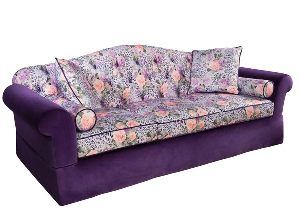 Arredamento: il divano Dark Lady, rivisitazione in chiave moderna del romanticismo Blumarine