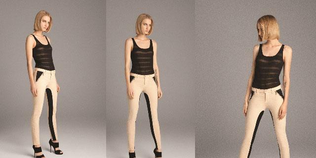 il nuovo Skinny Leg Nikko di J Brand