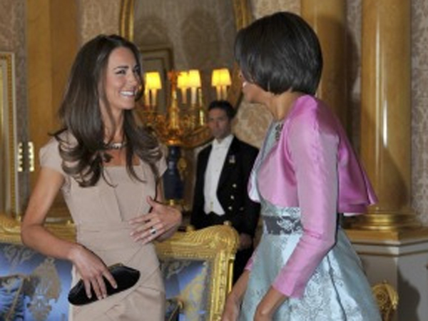 Kate Middleton sempre piu' magra