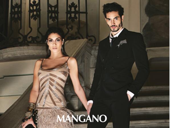 Nuova campagna stampa per Mangano per conquistare una clientela più esigente.