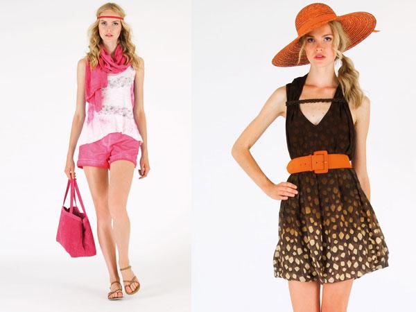 Uno stile fresco e glamour per l'estate 2012 di Tricot Chic