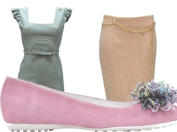 look bon ton colori pastello per la primavera 2012