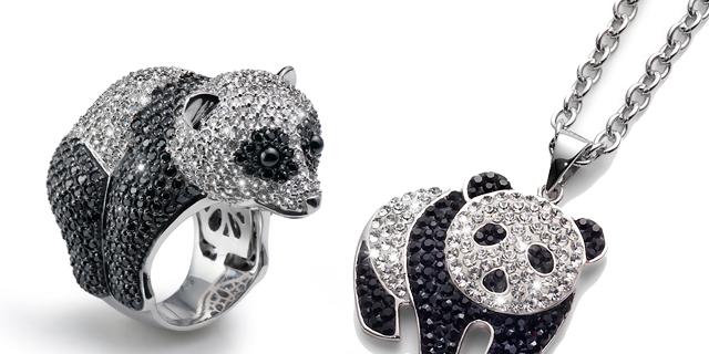 il gioiello Panda di Oliver Weber