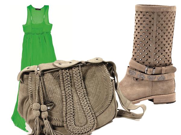 Per l'estate 2012 Twin Set di Simona Barbieri riscopre il fascino degli abiti lunghi.