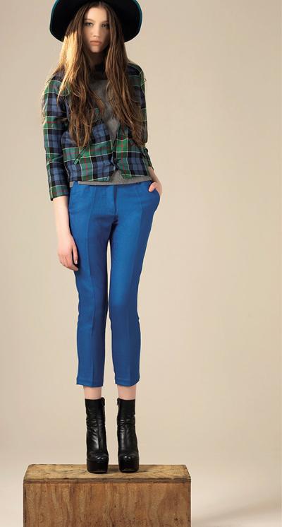 Myths -moda donna- autunno inverno 2012/13
