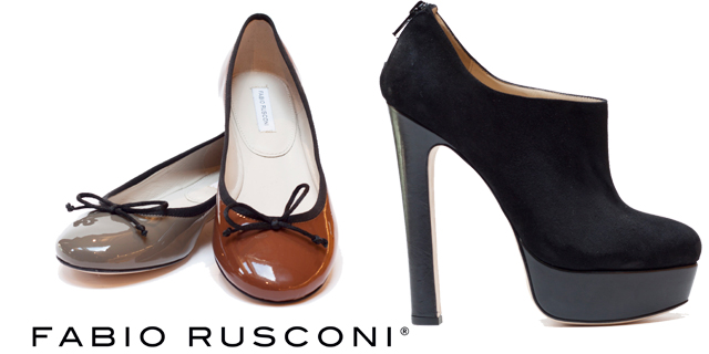 le scarpe donna di Fabio Rusconi