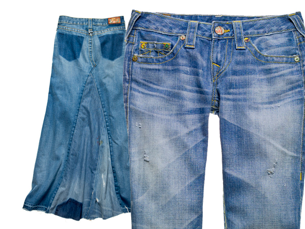Love&haight: patchwork e lavaggi vintage per i nuovi denim di True Religion