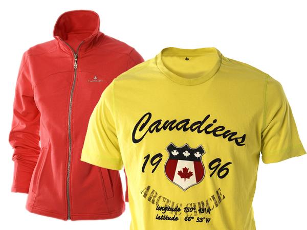 Canadiens tennis /pe 2012