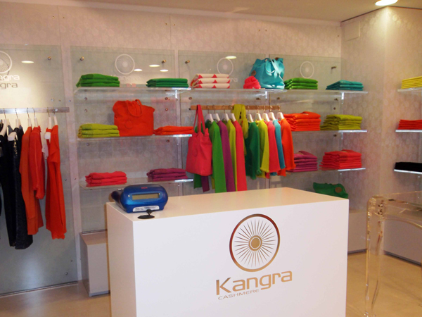 Kangra Cashmere