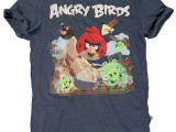 Le T-shirt con Angry Birds
