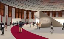 Rendering del layout espositivo di Beijing Design Fair. ©2012 MIGLIORE+SERVETTO(aa) All Rights reserved