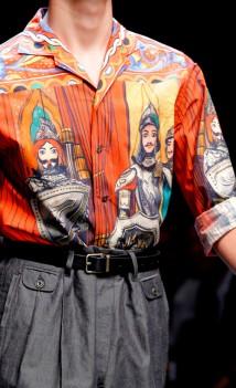 Dolce&Gabbana-Men's-Show-SS-2013