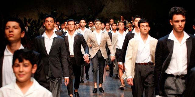 Dolce & Gabbana - p/e 2013