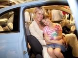 Ellen Hidding e di sua figlia Anne Marie
