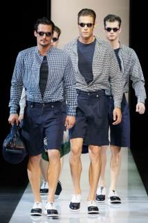 Giorgio Armani - primavera estate 2013 - sfilate uomo