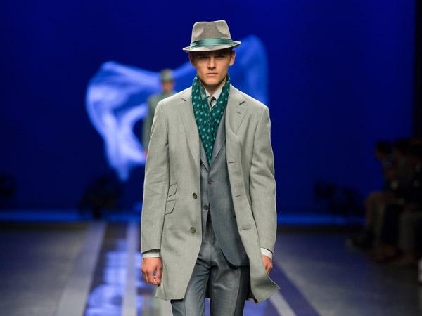 Sfilata Canali - milano moda uomo - p/e 2013