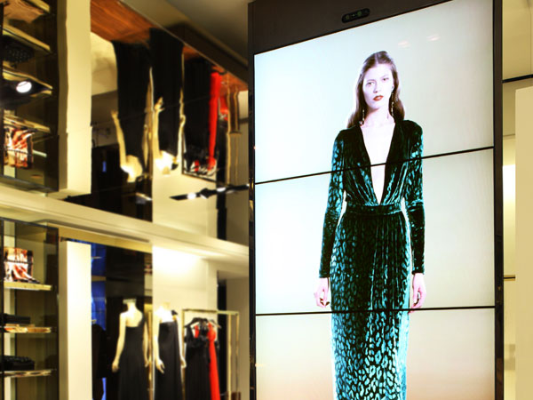 'Gucci Immersive Retail Experience'