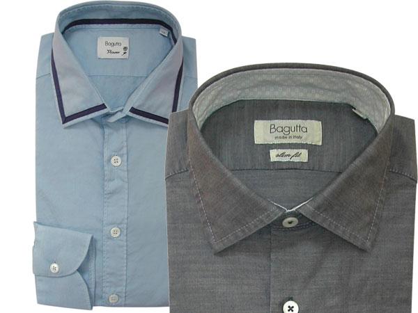 bagutta - camicia uomo - p/e 2013