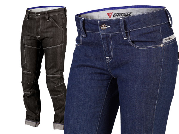 Jeans Dainese.