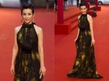 Li Bing Bing in Gucci
