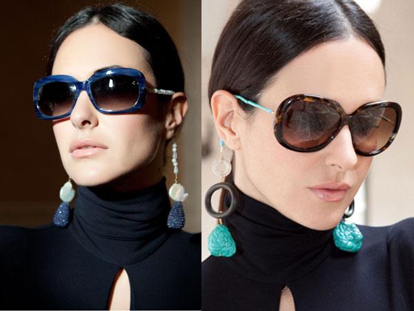 Occhiali Raffaella di Montalban Luxury Frame, i trend per la stagione estiva