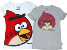 Bershka con Angry Birds, i mitici animaletti dispettosi.