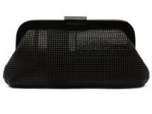 Clutch Anteprima british flag total black 620,00 euro