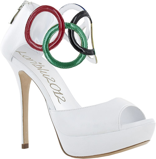 Loriblu - Fashion shoes for Olympics!