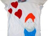 Love Therapy mini collezione eco t-shirt by Alessandro Acerra