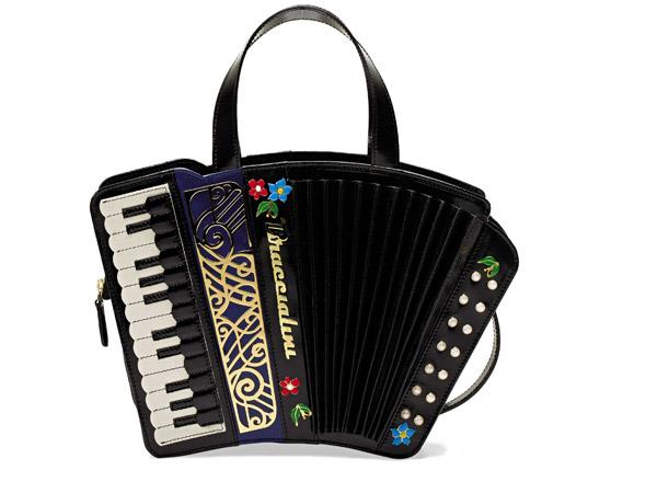 La borsa a Fisarmonica di Braccialini