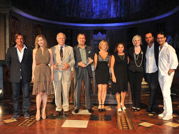 Roma Fashion White - Gruppo Premiati