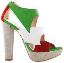 Loriblu - Fashion shoes for Olympics!
