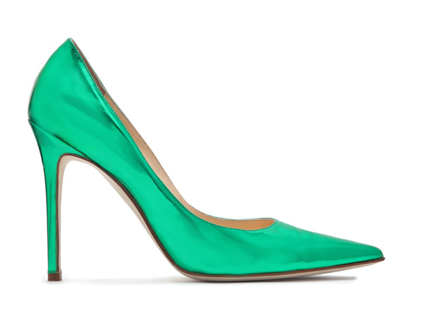 Diamond pumps by Sergio Zambon