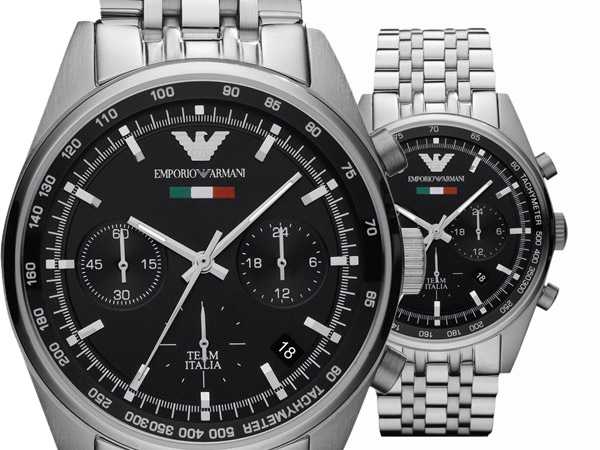 Team Time by emporio armani