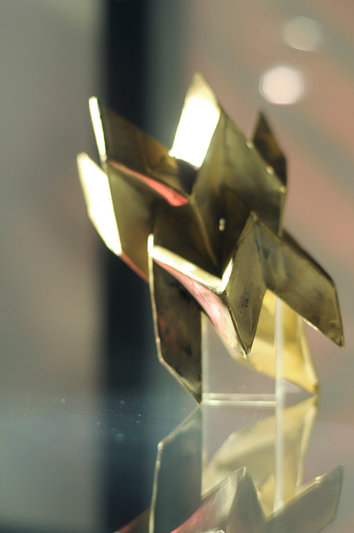 Hyparhedra di Giuliana Mancinelli Bonafaccia