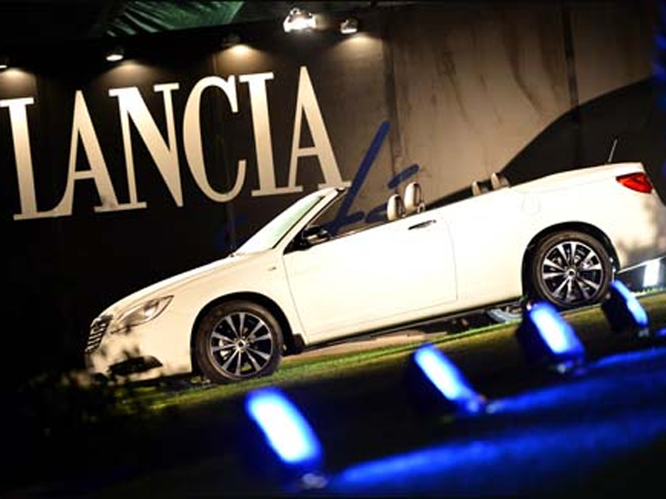 Lancia Red Carpet