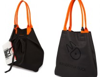 Mandarina Duck realizza l'esclusiva shopper MD in Vogue per VFNO 2012