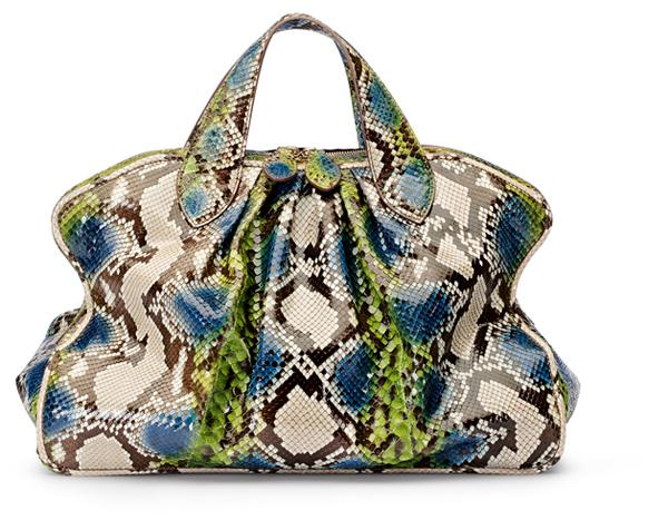 Borse donna - p/e 2013- Haute-couture di Zagliani